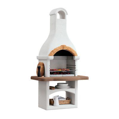 Beautiful Giardino E Terrazzo Barbecue In Muratura Con Cappa Rialto 35821940