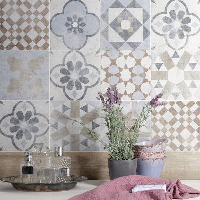 Piastrella villa 20 x 20 cm multicolor prezzi e offerte online - Leroy merlin piastrelle mosaico ...
