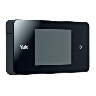 Spioncino digitale per porte blindate Yale Standard nero: prezzi e ...