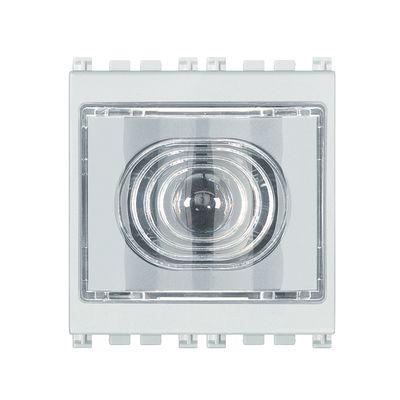 Torcia emergenza a LED estraibile Vimar portatile bianco: prezzi e ...