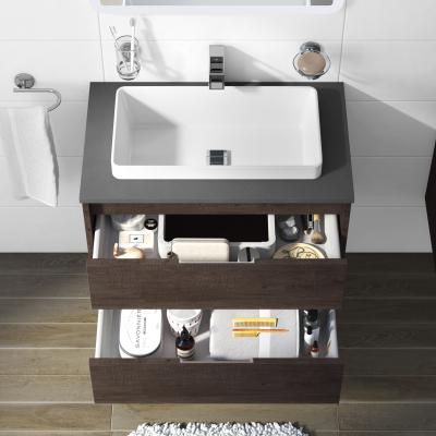 bagno mobile bagno loto rovere l 75 cm 35925092_2