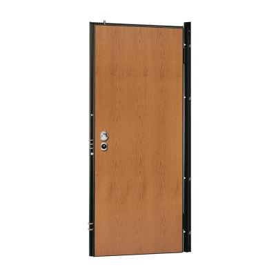 Porta blindata Maxima noce L 80 x H 210 cm dx: prezzi e offerte online