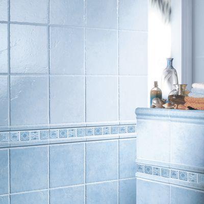 Piastrella Perù 20 x 20 cm azzurro: prezzi e offerte online