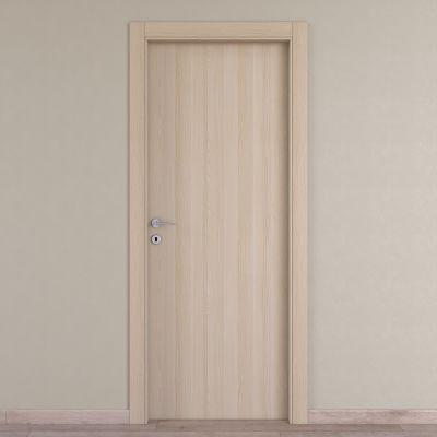 Porta da interno battente Young rovere sbiancato 80 x H 210 cm ...