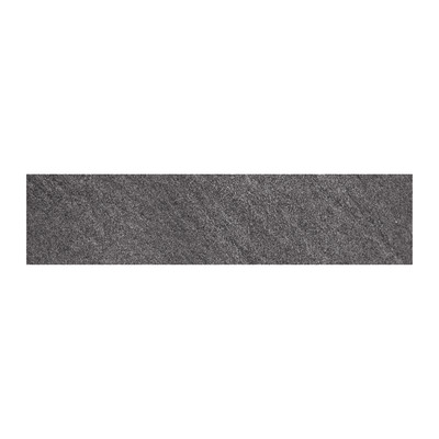 Battiscopa extra nero 7 x 30 cm prezzi e offerte online for Battiscopa leroy merlin