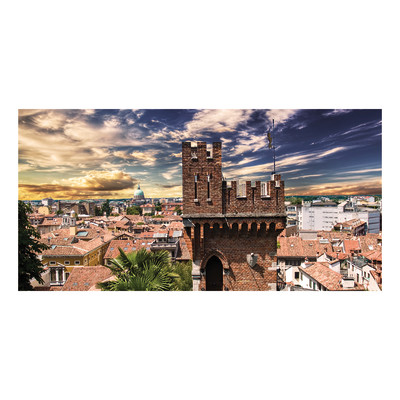 Stampa su tela udine veduta 60x120 prezzi e offerte online - Canvas tuin leroy merlin ...