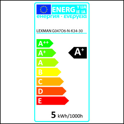 Lampadina led e27 40w sfera luce calda 300 prezzi e for Lexman lampadine