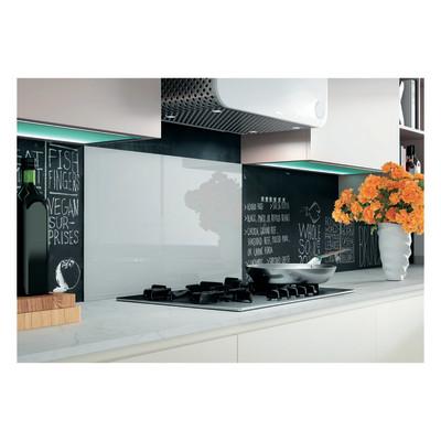 Pannello retrocucina vetro temprato l 60 x h 50 cm prezzi - Pannelli retro cucina ...