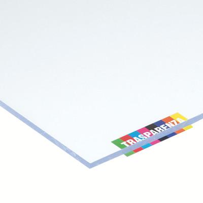 Lastra vetro sintetico trasparente 500 x 250 mm prezzi e for Vetro sintetico leroy merlin