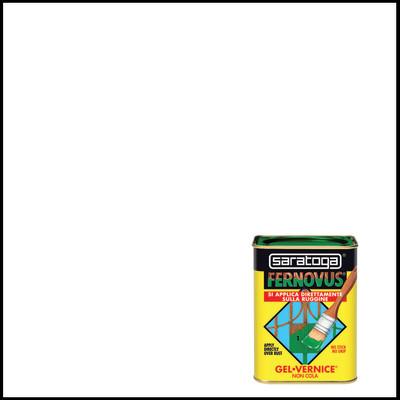 Smalto per ferro antiruggine saratoga fernovus bianco for Fernovus saratoga
