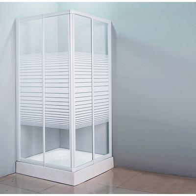 Porte Doccia Ikea: Doccia nicchia scorrevole porta nano ex.