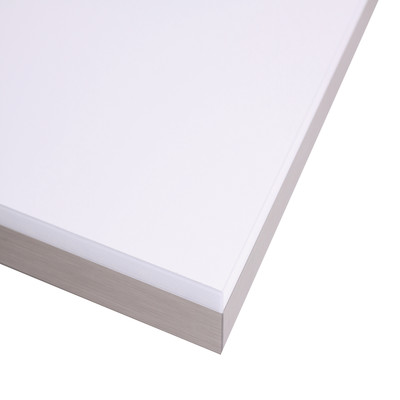 Piano cucina su misura laminato bianco lucido 6 cm prezzi - Piano cucina su misura ...