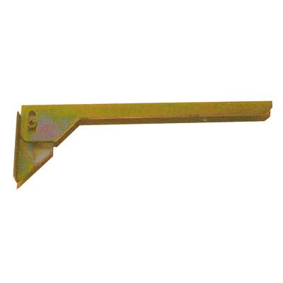 Mensola ribaltabile 65 x 220 mm prezzi e offerte online for Staffe per mensole leroy merlin
