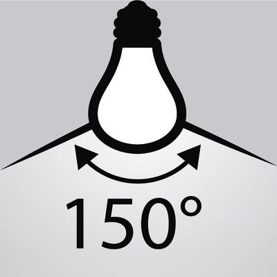 Lampadina led lexman e27 120w goccia luce fredda 150 for Lexman lampadine