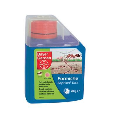 Esca baythion esca form bayer 200 g prezzi e offerte online - Formiche in bagno ...