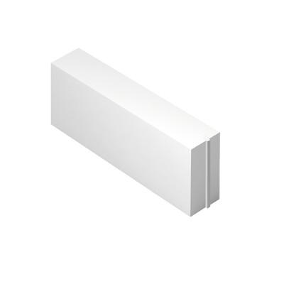 Blocco in calcestruzzo cellulare 62 5 x 25 x 15 cm prezzi for Balaustre in cemento leroy merlin