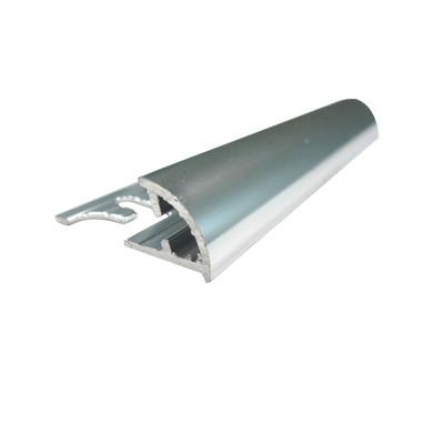 Profilo angolare esterno alluminio 8 mm x 270 cm prezzi e for Scale alluminio leroy merlin