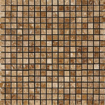 Mosaico travertino 30 x 30 noce prezzi e offerte online - Piastrelle mosaico leroy merlin ...