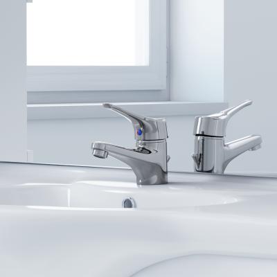 Mobile bagno super bianco l 85 cm prezzi e offerte online - Offerte mobile bagno ...