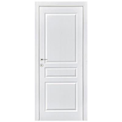 Porta da interno battente chelsea bianco 70 x h 210 cm sx prezzi e offerte online - Offerte porte da interno ...