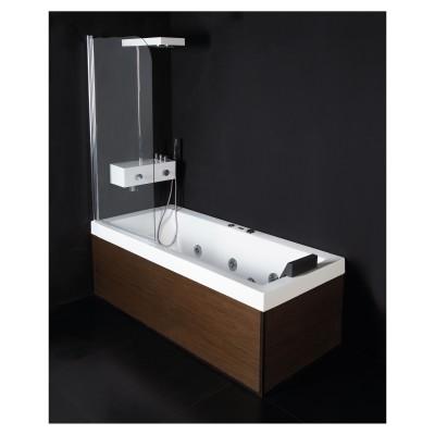 Parete vasca altea l 75 cm prezzi e offerte online for Vasca leroy merlin