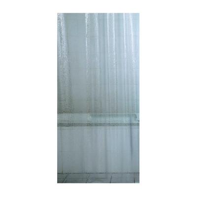 Tenda doccia Cristal trasparente L 120 x H 200 cm: prezzi ...