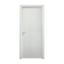 Porta da interno battente Tribeca bianco venato 70 x H 210 cm dx