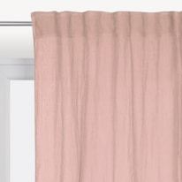 Tenda Lina rosa 140 x 300 cm