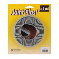Alzatina Flex PVC grigio L 2,5 x H 0,95 cm