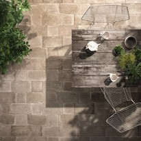 Piastrella Harlem 20 x 40 cm grigio
