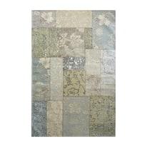 Tappeto Modern kilim ecru 200 x 285 cm