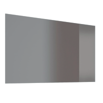 Pannello retrocucina vetro temprato L 90 x H 50 cm