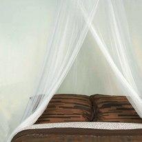 Zanzariera per letto telo L 125 x H 250 cm