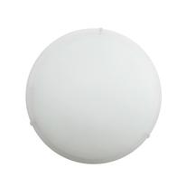 Plafoniera Cerchio bianco Ø 30 cm