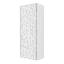 Colonna Venus bianco 1 anta L 40 x H 100 x P 25 cm