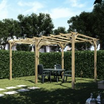 Pergola libera Apple 5 x 3 m