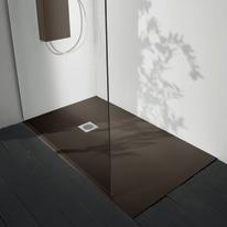 Piatto doccia acrilico Boston 160 x 70 cm moka