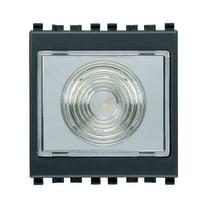 Torcia emergenza a LED estraibile Eikon grigio
