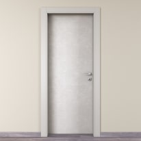 Porta da interno battente Hunk luna 90 x H 210 cm sx