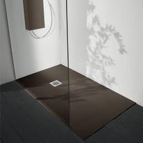 Piatto doccia acrilico Boston 100 x 70 cm moka