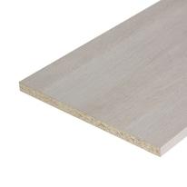 Pannello melaminico rovere chiaro 18 x 400 x 2500 mm