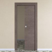 Porta da interno scorrevole Autumn 70 x H 210 cm reversibile
