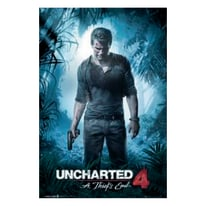 Poster Uncharted 4 61 x 91,5 cm