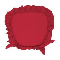 Cuscino per sedia Sagomato rosso 40 x 40 cm