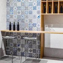 Piastrella Mosaico Antique 30 x 90 cm grigio