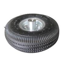 Ruota pneumatica gomma nero