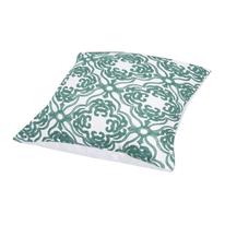 Cuscino Arabesque verde 40 x 40 cm