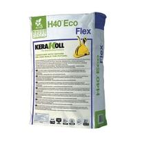 Colla in polvere Kerakoll H40 Flex C2 bianco 25 kg