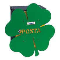 Cover per cassetta Mia Quadrifoglio, L 40,6 x H 40,6 x P  0,1 cm