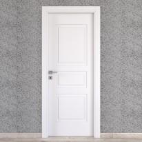 Porta da interno battente Alioth bianco 60 x H 210 cm dx